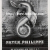 Patek Philippe【パテックフィリップ】の広告 -1946年-