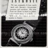 Movado【モバード】の広告 -1944年-