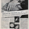 Gruen【グリュエン】の広告 -1931年-