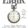 Elgin【エルジン】の広告 -1907年-