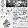 Waltham【ウォルサム】の広告 -1919年-