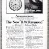 Elgin【エルジン】の広告 -1923年-
