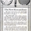 Howard【ハワード】の広告 -1914年-