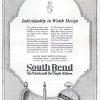 South Bend【サウスベンド】の広告 -1920年-