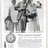 Keystone【キーストーン】の広告 -1924年-