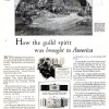 Gruen【グリュエン】の広告 -1926年-
