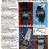 Casio【カシオ】の広告 -1979年-