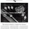 Longines【ロンジン】の広告 -1962年-