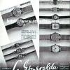 Movado【モバード】の広告 -1940年-