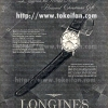 Longines【ロンジン】の広告 -1960年-