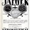Jaeger Le Coultre【ジャガールクルト】の広告 -1930年-