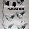 Movado【モバード】の広告 -1964年-