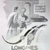 Longines【ロンジン】の広告 -1952年-
