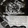 Girard Perregaux【ジラールペルゴ】の広告 -1942年-