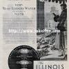 Illinois【イリノイ】の広告 -1931年-