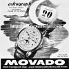 Movado【モバード】の広告 -1949年-