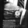 Rolex【ロレックス】の広告 -1966年-