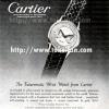 Cartier【カルティエ】の広告 -1952年-