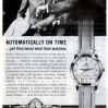 Omega【オメガ】の広告 -1957年-
