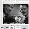 Gruen【グリュエン】の広告 -1940年-