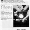 Patek Philippe【パテックフィリップ】の広告 -1987年-