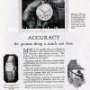 Hamilton【ハミルトン】の広告 -1924年-