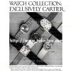 Cartier【カルティエ】の広告 -1971年-