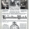 Hamilton【ハミルトン】の広告 -1912年-