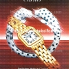 Cartier【カルティエ】の広告 -1985年-