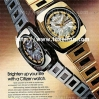 Citizen【シチズン】の広告 -1975年-