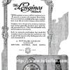 Longines【ロンジン】の広告 -1923年-