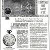 Waltham【ウォルサム】の広告 -1920年-