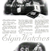 Elgin【エルジン】の広告 -1919年-