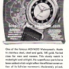 Movado【モバード】の広告 -1942年-