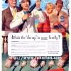 Hamilton【ハミルトン】の広告 -1948年-