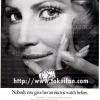 Timex【タイメックス】の広告 -1971年-