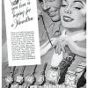 Hamilton【ハミルトン】の広告 -1950年-