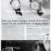 Bulova【ブローバ】の広告 -1962年-