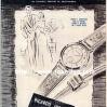 Movado【モバード】の広告 -1950年-