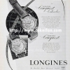 Longines【ロンジン】の広告 -1957年-