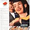 Hamilton【ハミルトン】の広告 -1941年-