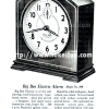 Westclox【ウエストクロックス】の広告 -1931年-