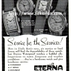 Eterna【エテルナ】の広告 -1940年-