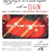 Elgin【エルジン】の広告 -1947年-