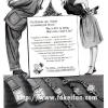 Hamilton【ハミルトン】の広告 -1946年-