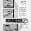 Audemars Piguet【オーデマピゲ】の広告 -1954年-