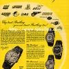 Breitling【ブライトリング】の広告 -1957年-