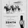 Zenith【ゼニス】の広告 -1956年-