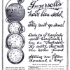 Ingersoll【インガーソル】の広告 -1913年-