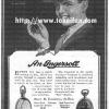 Ingersoll【インガーソル】の広告 -1920年-